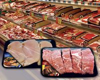 Merchandising Labels for Meat Retail